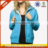 OEM Wholesale Dongguan China fashion bright colored hoodies (YCH-B0093)