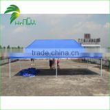 Durable Polyester Folding Canopy Tent , Cover Food Quik Shade Instant Canopy                                                                         Quality Choice