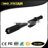 Onlystar GS-9801 aluminum XPE R3 250lm police self-defence led baton flashlight