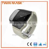 wrist watch mini clip bluetooth pedometer gps tracker hidden gps tracker for elder person