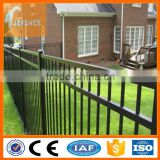Used corral panels / retractable fence gate /decorative metal fence panels