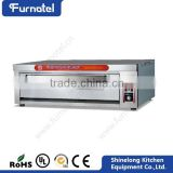 Guangzhou Bakery Equipment 1-Layer 3-Tray Baking Cookies Oven