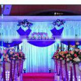 pipe & drape backdrops,alu pipe drape,pipe and drape hardware