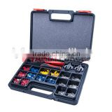 1000 PCS Quick Change Ratchet Crimp Kit, Electrical Service Tools of Auto Repair Tools