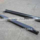 for Mitsubishi EVO 10 Sexy Style carbon fiber side skirt