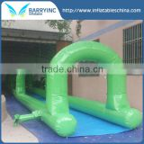 2016 barry inflatable hot giant 1000 ft slip n slide inflatable singel lane slide the city