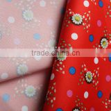 polyester fabric printed waterproof and windproof fabric umbrella and raincoat fabric