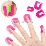 New arrival 26pcs Nail Polish Glue Model Spill Proof Manicure Protector Tools nails accesories