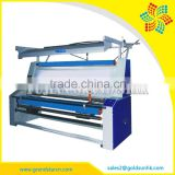 Corridor cloth rolling machine , Automatic folded plate roll machine