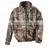 Super Warm Battery Heated Hunting Jacket / Winter Heated Hunting Clothes