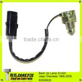 Auto Back Up Lamp Switch Back Up Light Switch 83500629 for 1991-2002 Jeep Wrangler 1988-2000 Jeep Cherokee