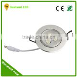 CE RoHS new rotatable 5/7/9/12/15W mini cob led ceiling down light shower lamp led bathroom cob ceiling light parts
