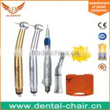 External water spray 2 high speed and 1 low speed dental handpieces repair kit