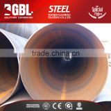 china supplier carbon spiral pipe 36 inch steel pipe