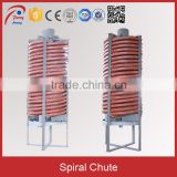 Gravity Spiral Chute, Spiral Separator, Spiral Concentrator                                                                         Quality Choice