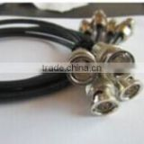 coaxial RF Cable Assembly RG59 RG58 BNC male to BNC male 1m cable assembly cable type RF cable