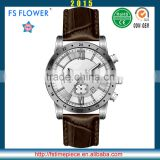 FS FLOWER - Factory Selling High Quality Cheap Fashion Men's Sports Chronograph Watches Western Del Reloj Relojes