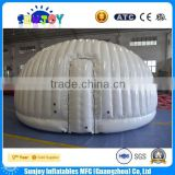 2016 attractive unique design igloo camping tent with good price