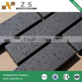 terracotta tile paving tile clay brick terracotta wall system natural plain red roof wall building construction wall china hot