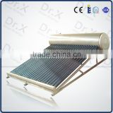 2016 new green energy Compact Non-pressurized Solar water heaters,vacuum tube stainless steel solar power heaters