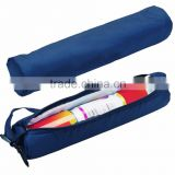 3 Can Nylon Tube Cooler Bag