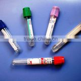 medical disposable vacuum blood test tube for single-Factory price