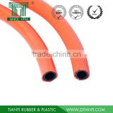 fiber reinforced plastic hose braided reinforced gas hose made in China