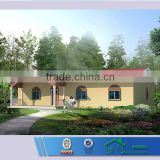 prefabricated steel frame green building