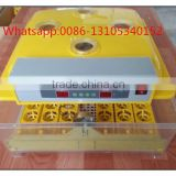 ZH-48 mini egg incubator with multi-function egg turner tray