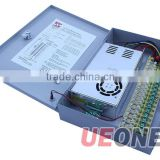 12V 30A 18CH CCTV CAMERA POWER SUPPLY BOX