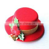 "MYLOVE Wholesale 5"" mini top hat christmas hat XMAS-01"