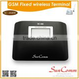 SC-368W GSM Fixed Wireless Terminal with 1SIM Support 12khz/16khz metering pulse for payphone