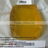 Supply factory Synthetic resin with SIS resin base label and tag hotmelt adhesive glue block/jelly glue for packing