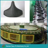 Factory direct polyurethane foam bicycle seat cushions making machine