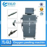 Acne Removal YL-GL5 Best Water Oxygen Jet Peel Oxygen Skin Care Machine Facial Machine/Multifunction Skin Inject Oxygen Machine For Salon Use