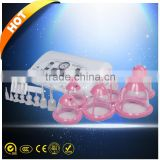vacuum therapy cupping machine/body massage equipment/breast enhancement and breast care beauty machine