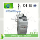Salon CG-815 Multifunctional Vaginal Ultrasound Equipment Skin Rejuvenation For Beauty Machine For Cellulite
