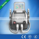 2016 OEM software IPL SHR intense pulse light hair removal machine for beauty salon use