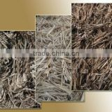 Jute Cuttings - Cut to length fibre for Automotive - Insulation - Nonwoven