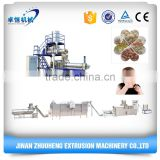 Puffed Food Extruder Rice Corn Puffing Extrusion Machine Puff Snack Machine Extruding Bulking Machine