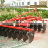 Medium-mounted offset disc harrows 1BJX-1.8, 3point fit with 40-55HP tractor.heavy-duty disc harrow