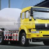 HOWO Concrete Truck Mixer Prices 10 m3