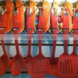 Nylon cooking tool set with soft handle Image
