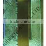 3-6mm CE & ISO9001 Window Louvre Glass
