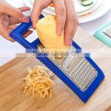 factory direct sale cheap plastic rotary cheese grater manual vegetable shredder potato grater spiral slicer