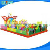OEM manufacture pirate ship inflatable slide