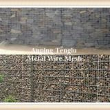 Hot Dipped Galvanized Gabion Mesh Cells