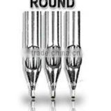 tattoo round tip