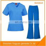 Custom Women Design Hospita staff Nursing Scrub Suits uniforms