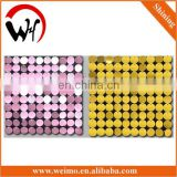 2015 New Shiny sequin panel insulated panel